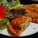 Empanadas met snijbiet-ricottavulling